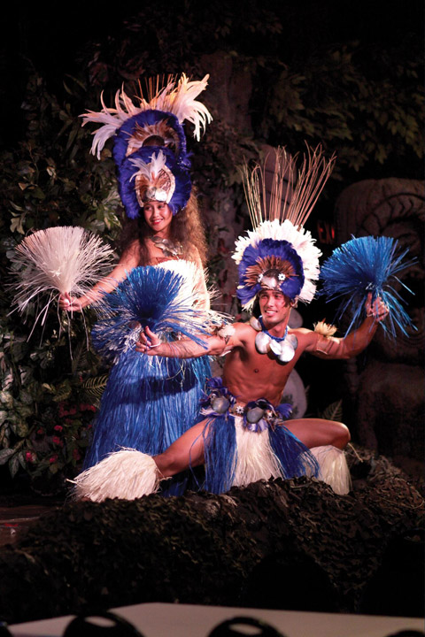 Te Moana Nui Deluxe Dinner and Show Package