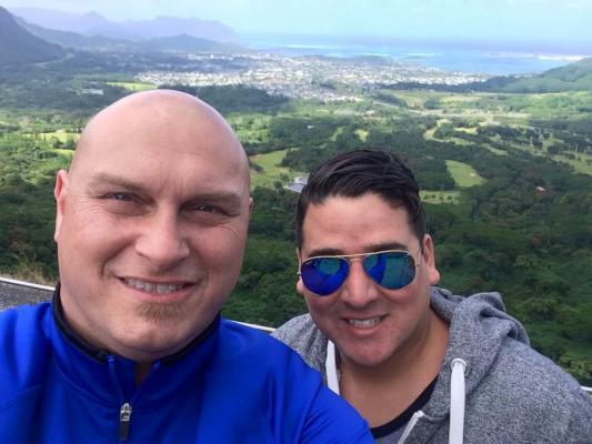 John Acuna and Jimmy Sutton's Honeymoon Registry